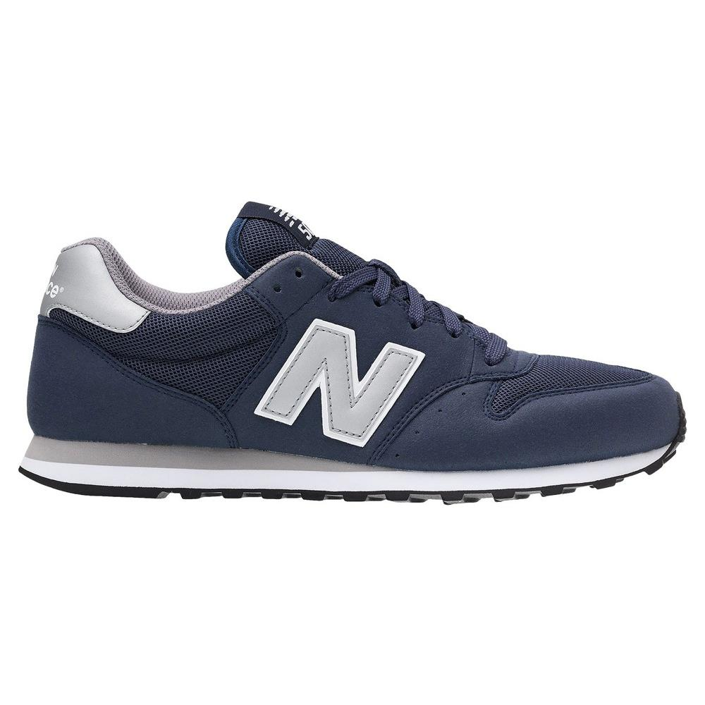 new balance 500 blu uomo