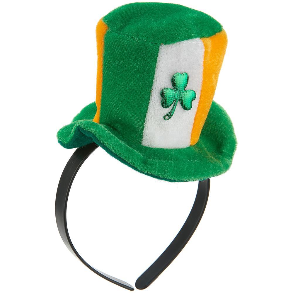 nuova selezione design unico vendita online FESTIVIFETE - Cerchietto Con Mini Cappello Irlandese Per ...