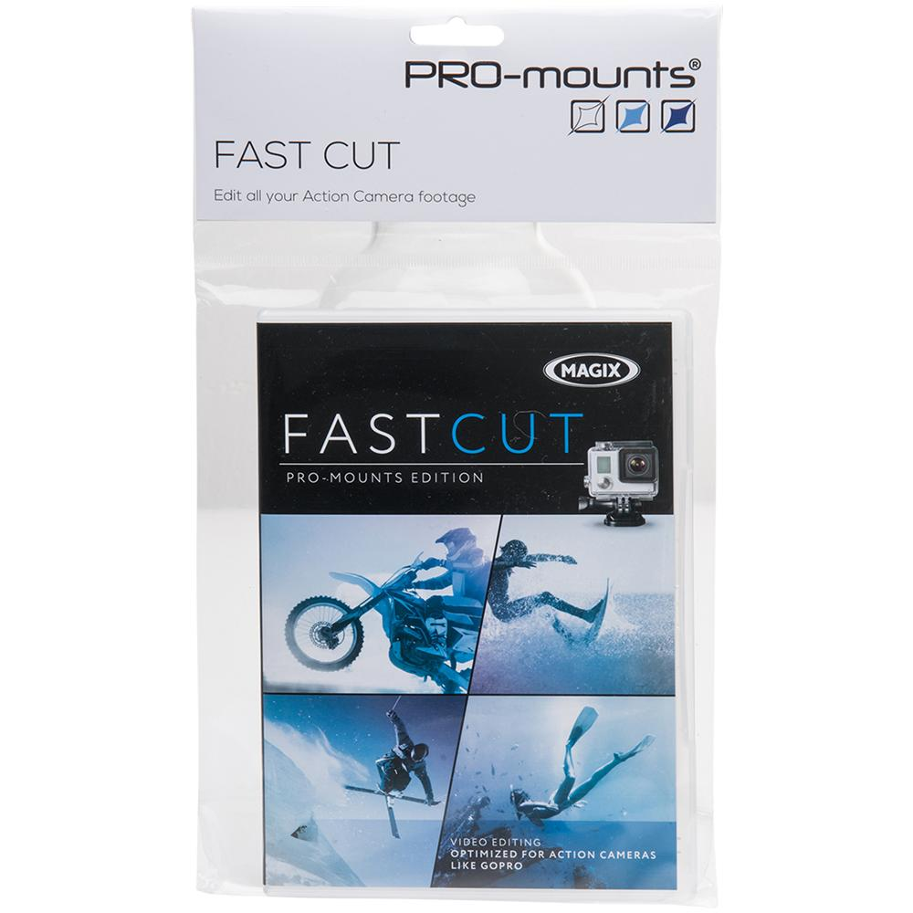 Accessore Fast Cut per Videocamera Action