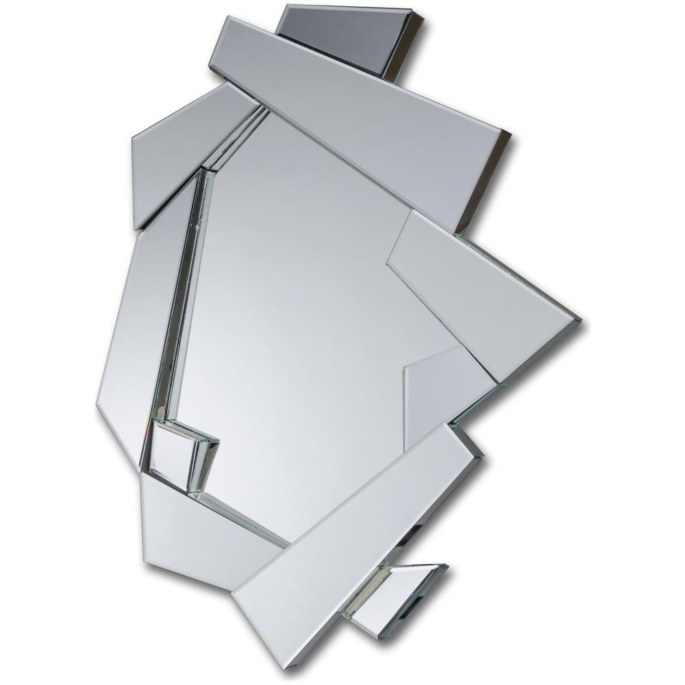 DEKOARTE - Specchio Moderno Da Parete Decorativo Effetto 3d In ...