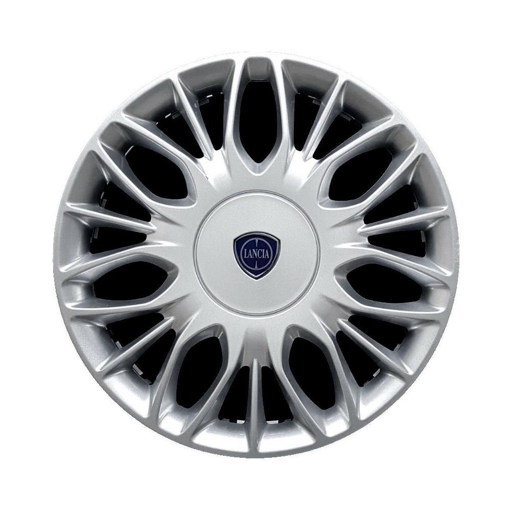 DUEPPI AUTOPARTS - Set 4 Copricerchi Nuova Lancia Ypsilon 2016 -15