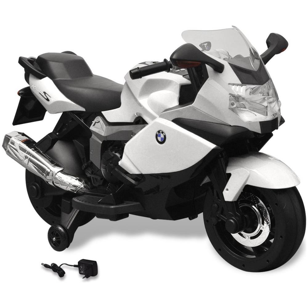 a24d0ca1c5 vidaXL - Bmw 283 Moto Elettrica Per Bambini Bianca 6 V - ePRICE