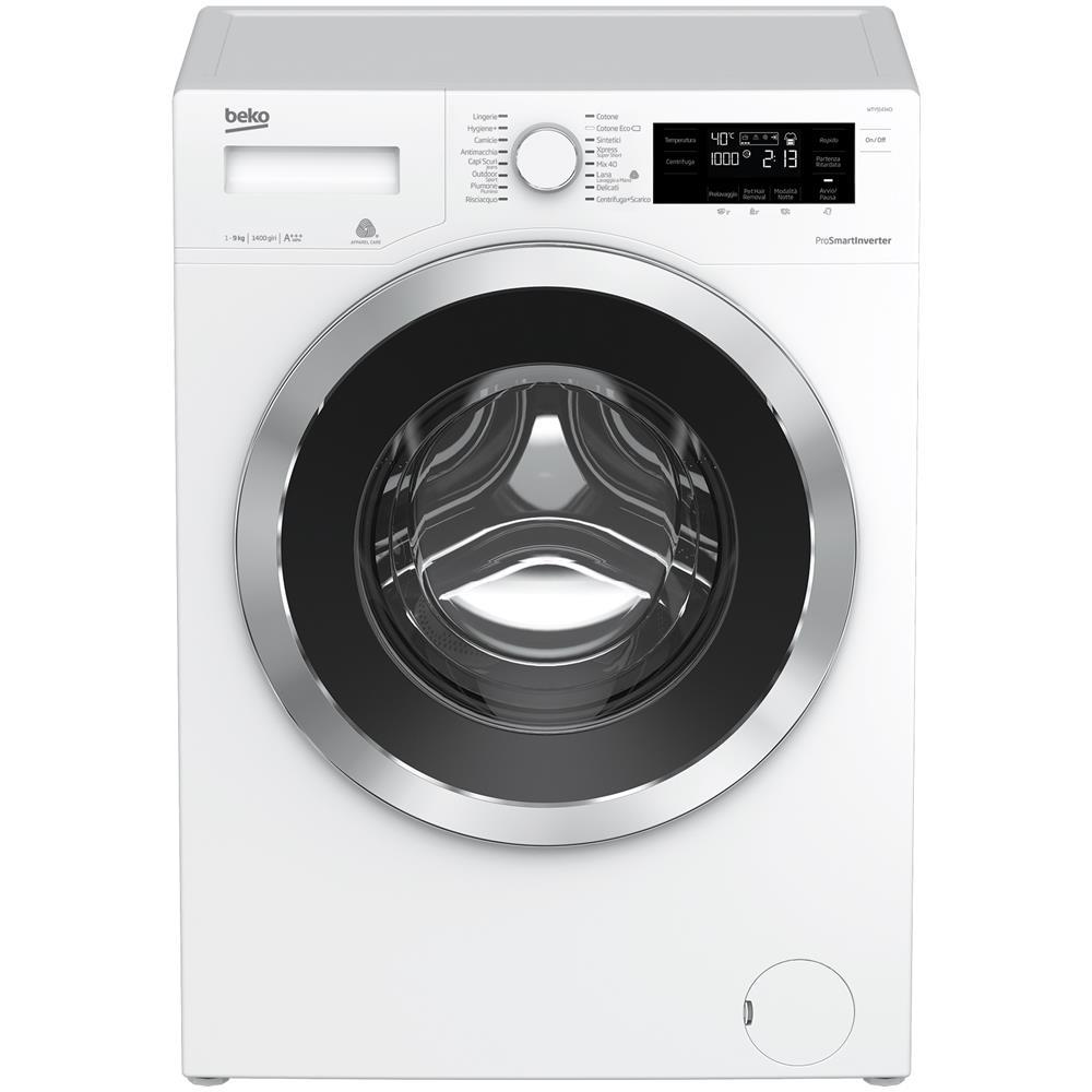 lavatrice beko non