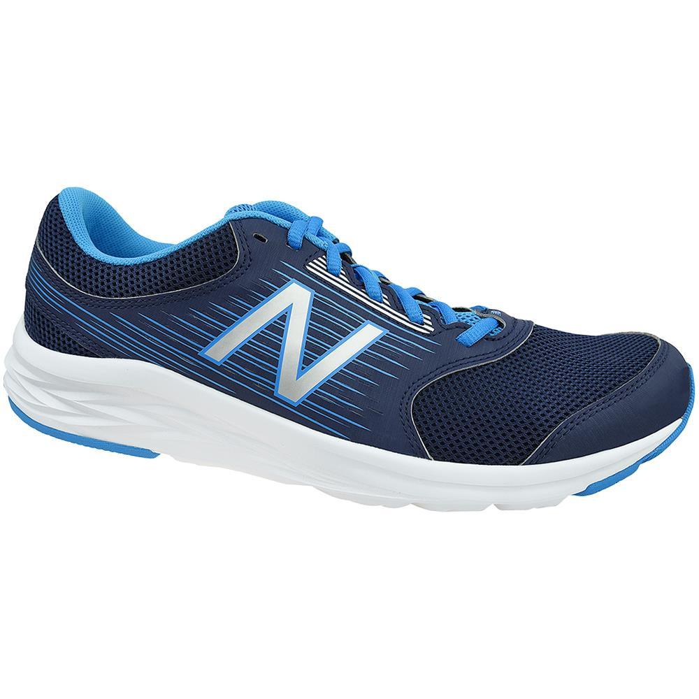 NEW BALANCE - M411ct1, Uomo, Blu, Scarpe Da Corsa, Numero: 44 Eu ...