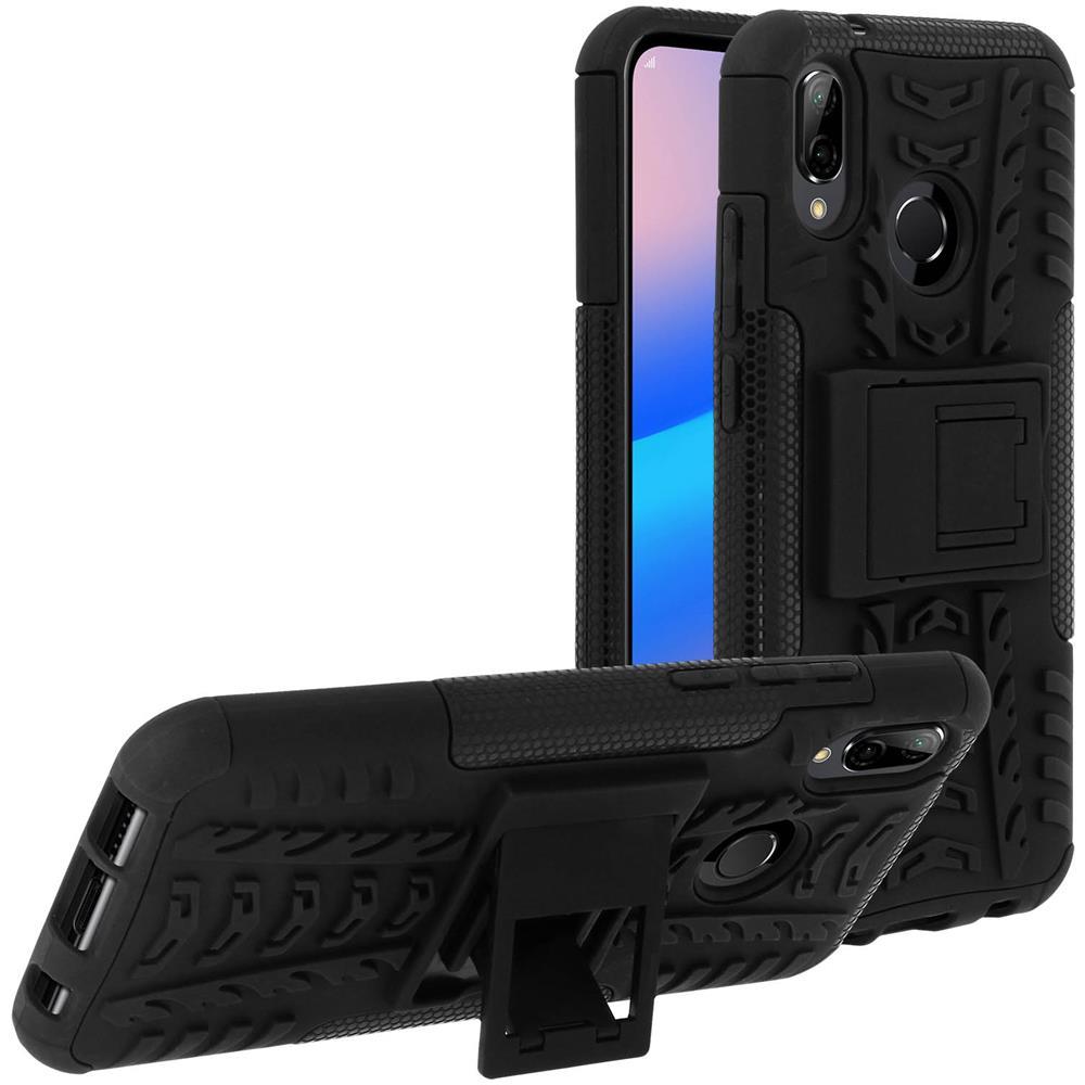 Avizar - Cover Huawei P20 Lite Protezione Silicone Gel Resistente