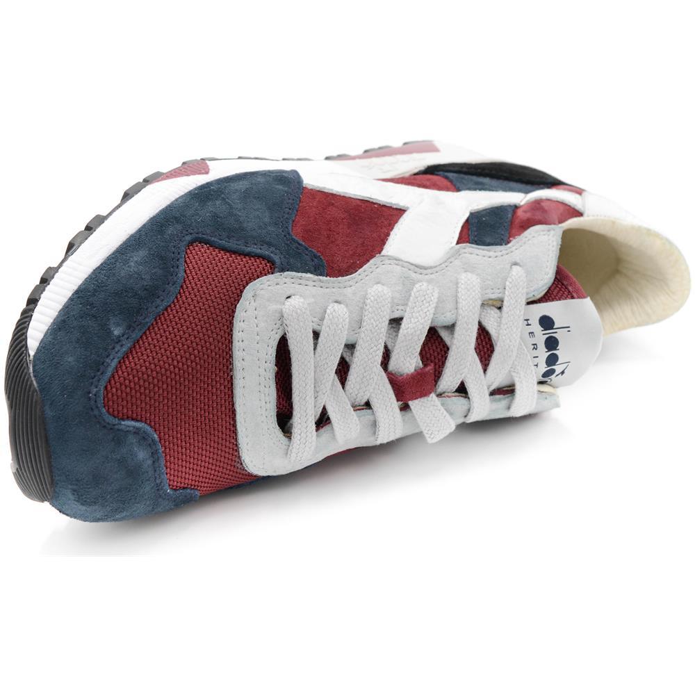 41e816dfaec16 Tutte le immagini. Diadora Heritage Sneakers Diadora Heritage Blu Uomo  Trident 90 s ...
