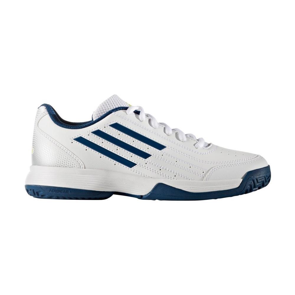 310536978 Adidas - Scarpa Bambino Sonic Attak K Bianco Blu 38 - ePRICE