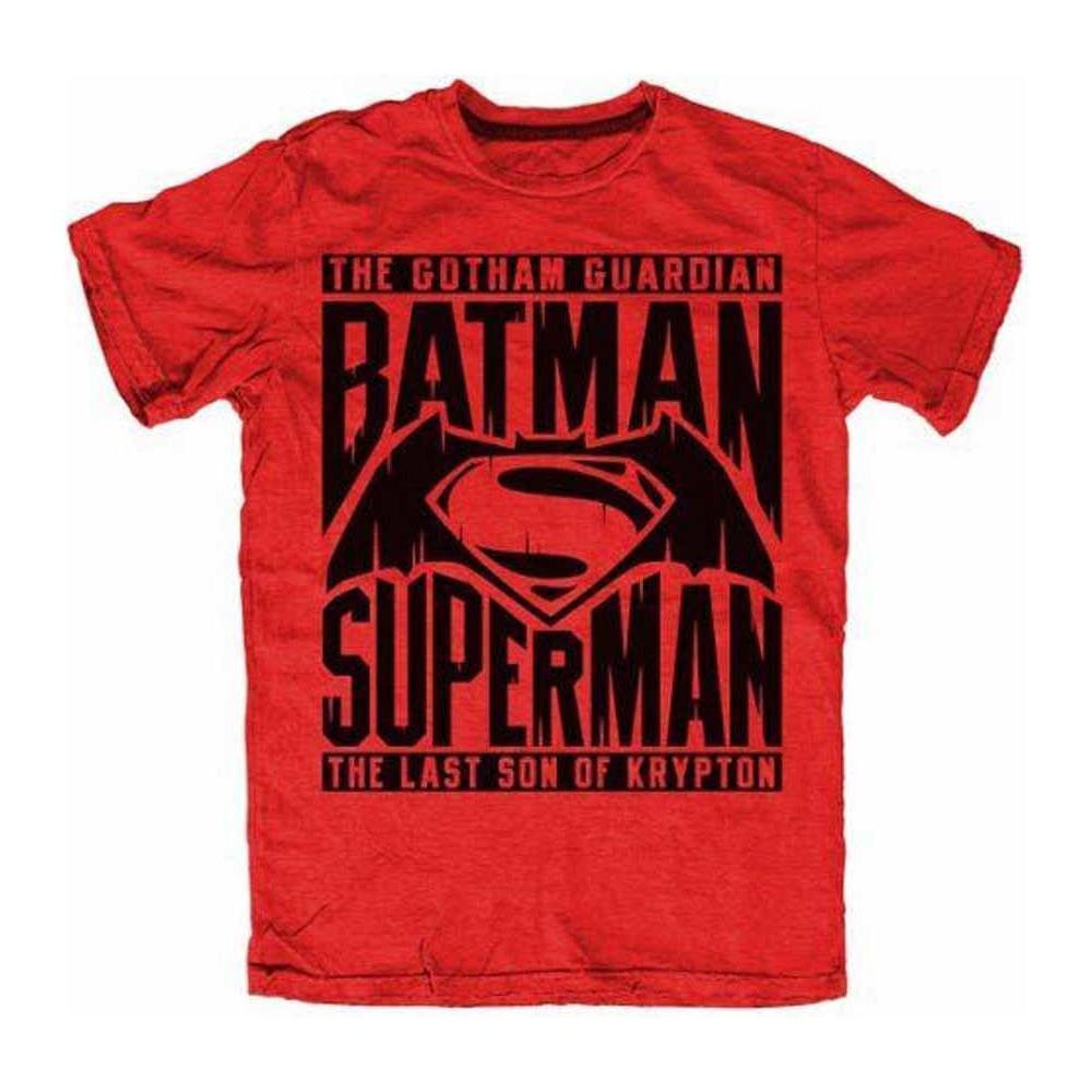 Batman V Superman - The Gotham Guardian (T-Shirt Unisex Tg. XL)
