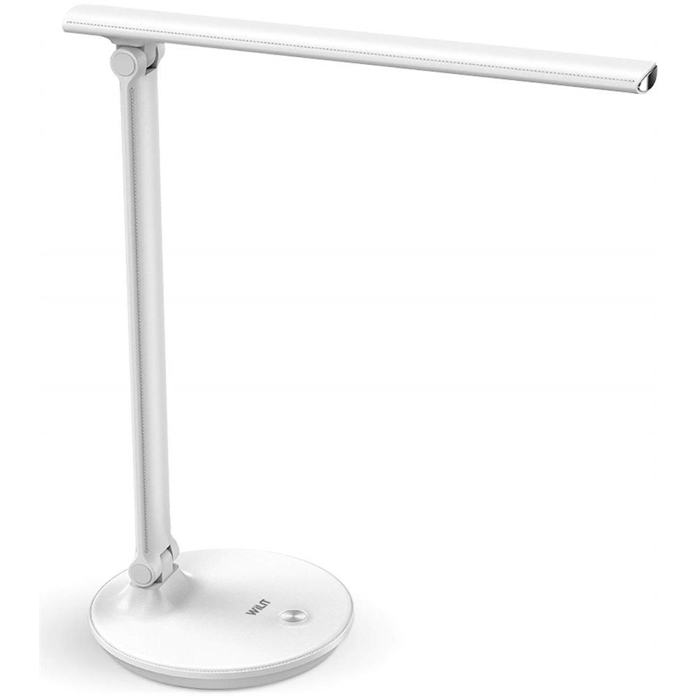 Wilit Lampada Da Tavolo Led Con Presa Usb Per Ricarica Smartphone 3 Livelli Luminosita Dimmerabile 12 Watt Colore Bianco Eprice