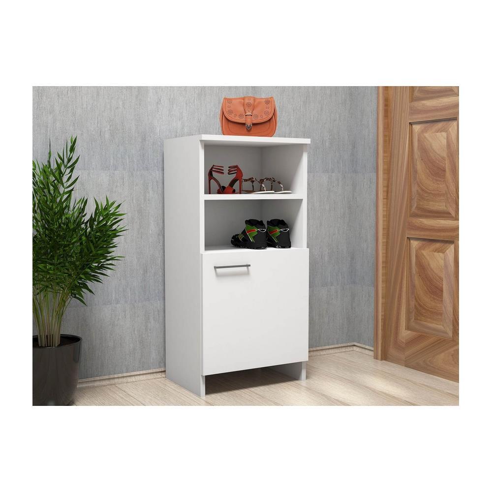 Appendiabiti Armadio.Homemania Scarpiera Ren Bianco Moderno Casa Arredo Design Per