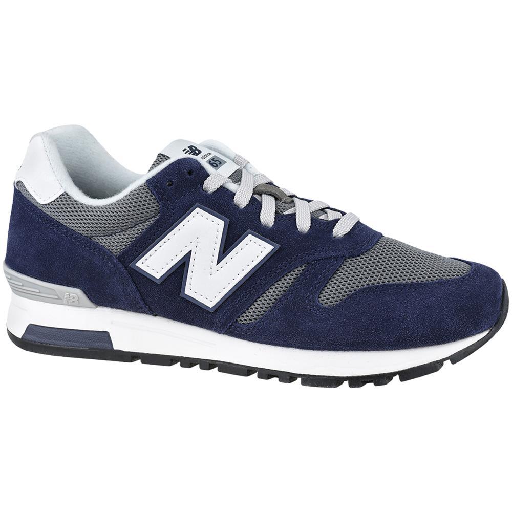 NEW BALANCE - Ml565cpc, Uomo, Blu, Sneakers, Numero: 45 Eu - ePRICE