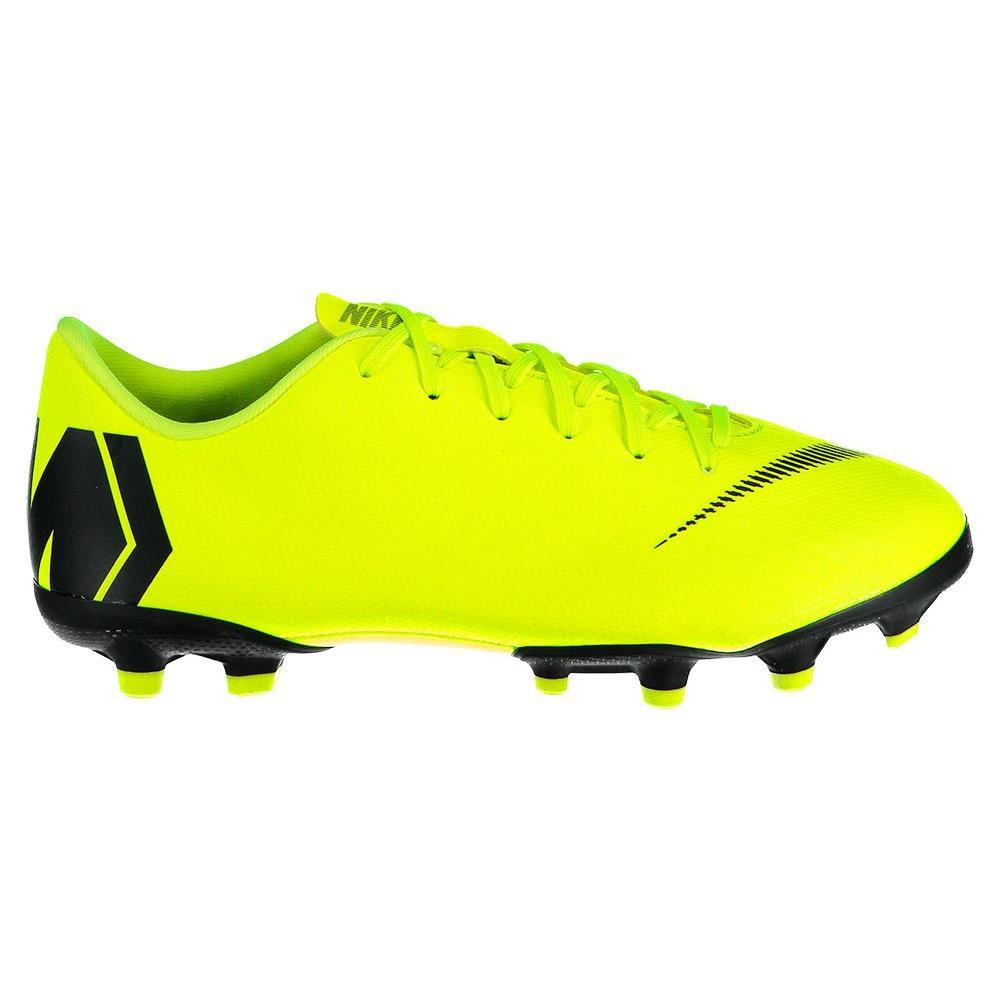 pretty nice 35327 1c3d7 NIKE Calcio Junior Nike Mercurial Vapor Xii Academy Gs Fg / mg Scarpe Da  Calcio Eu 38