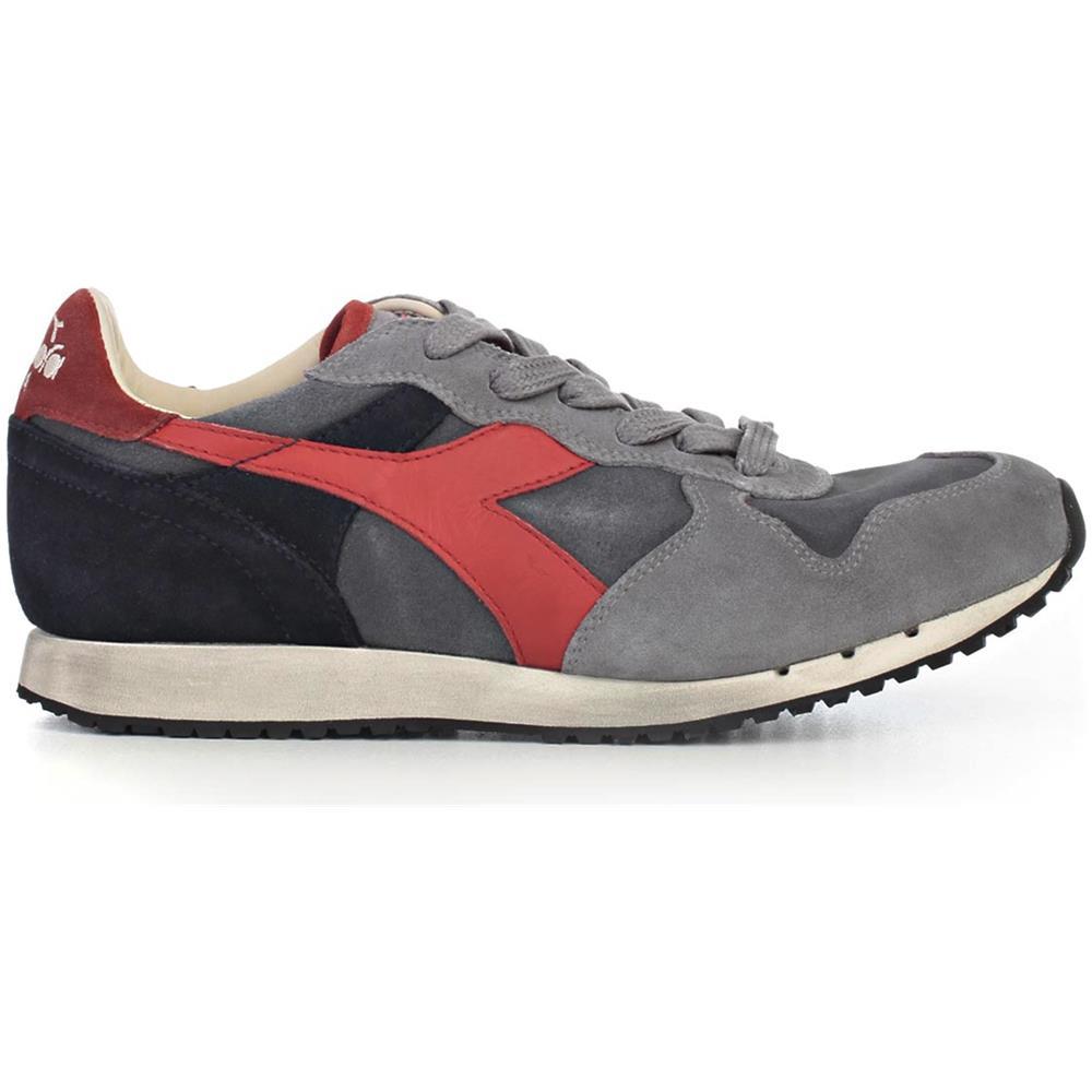 8dd8b60da6565 Diadora Heritage - Sneakers Diadora Heritage Blu Uomo Trident s sw c6364 blu -grigio Taglia 9 - ePRICE