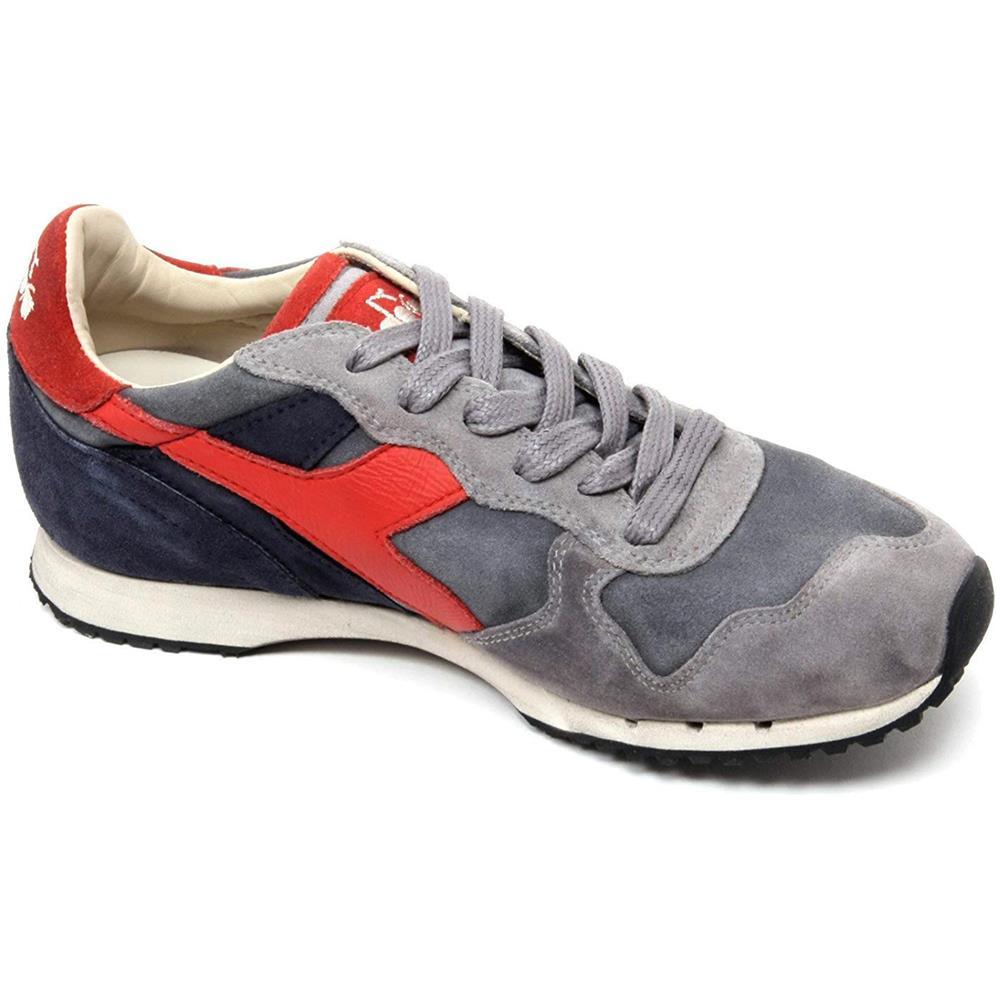 0445329e1dde1 Diadora Heritage Sneakers Diadora Heritage Blu Uomo Trident s sw c6364 blu-grigio  Taglia 9