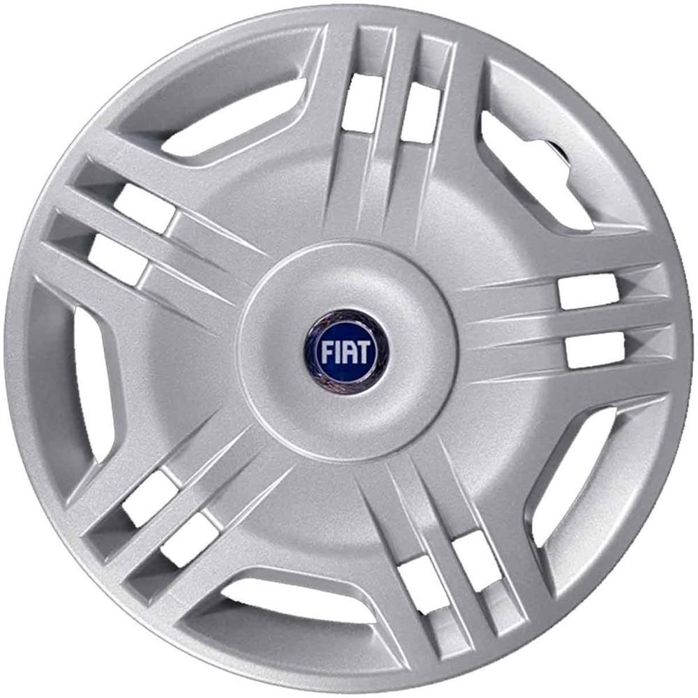 DUEPPI AUTOPARTS - Set 4 Copricerchi Fiat Nuova Punto Motion -14