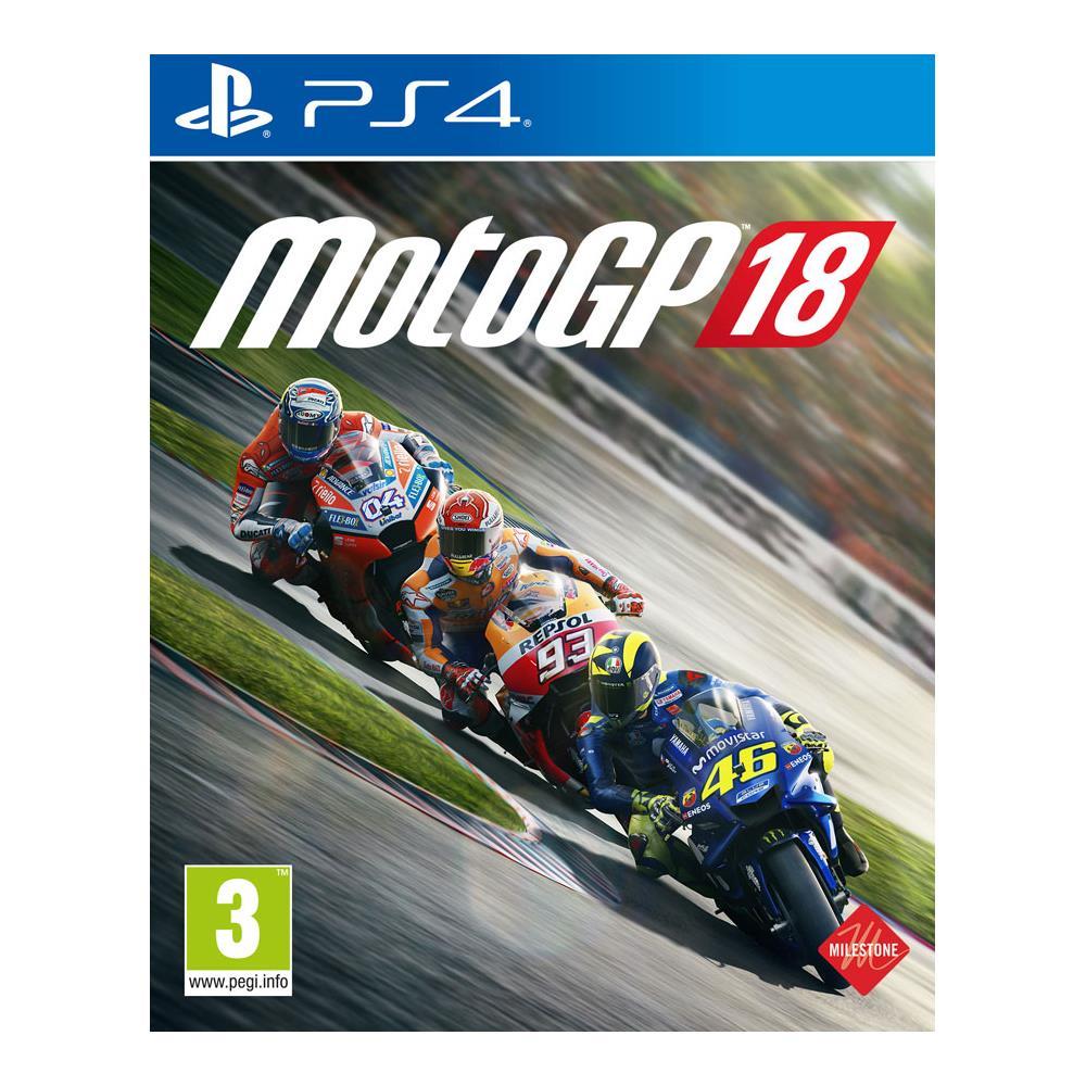 MILESTONE - PS4 - Moto GP 18 - ePRICE