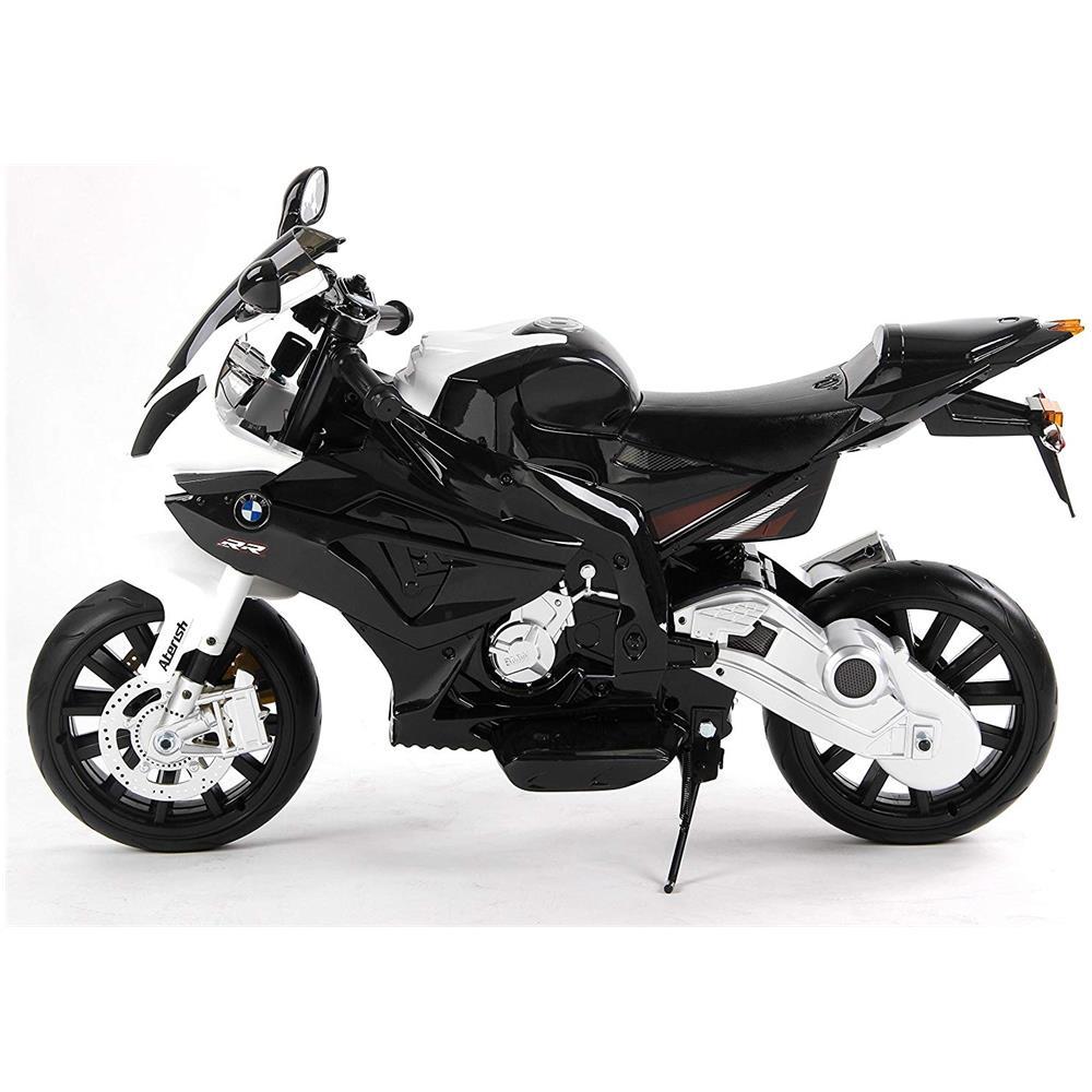 218b69bffc BMW - Moto Elettrica Per Bambini 12v Bmw S 1000 Rr Super Sport Nera ...