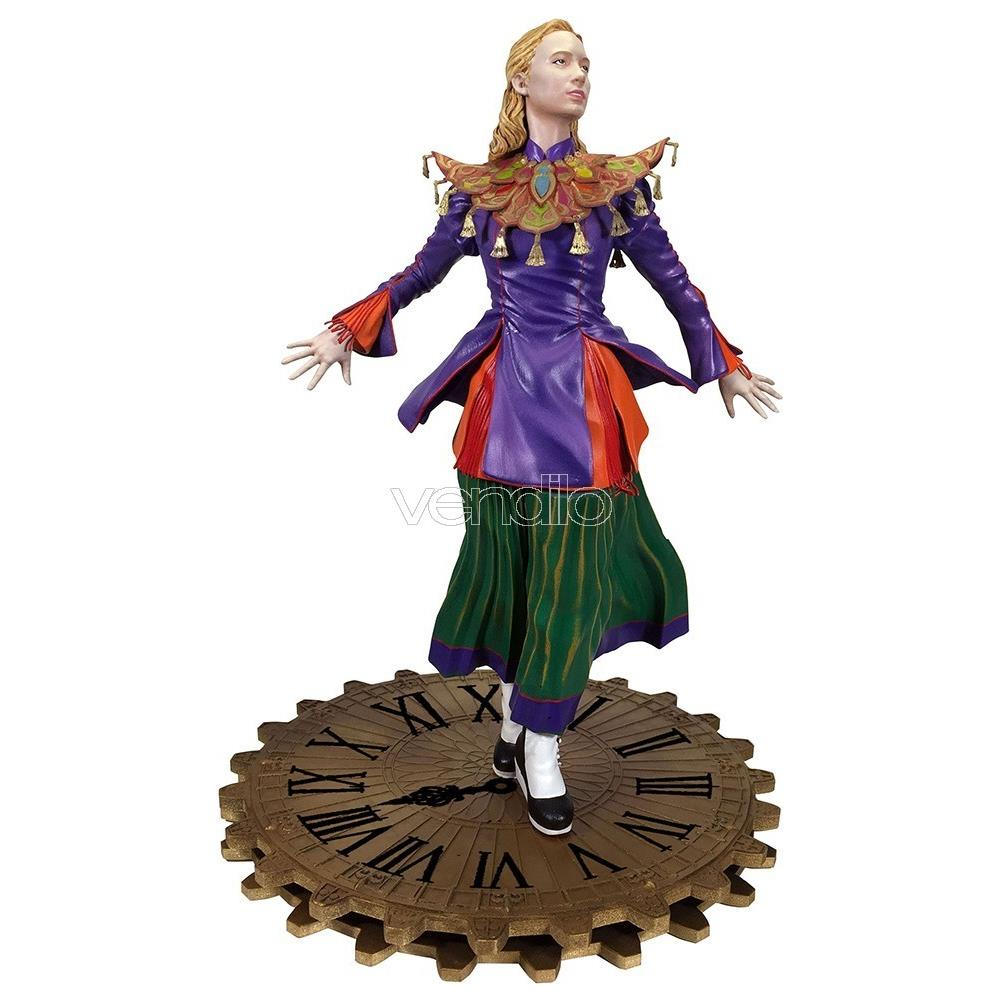 Merchandising Alice Through The Looking Glass Gallery: Alice Pvc Figure NUOVO SIGILLATO SUBITO DISPONIBILE