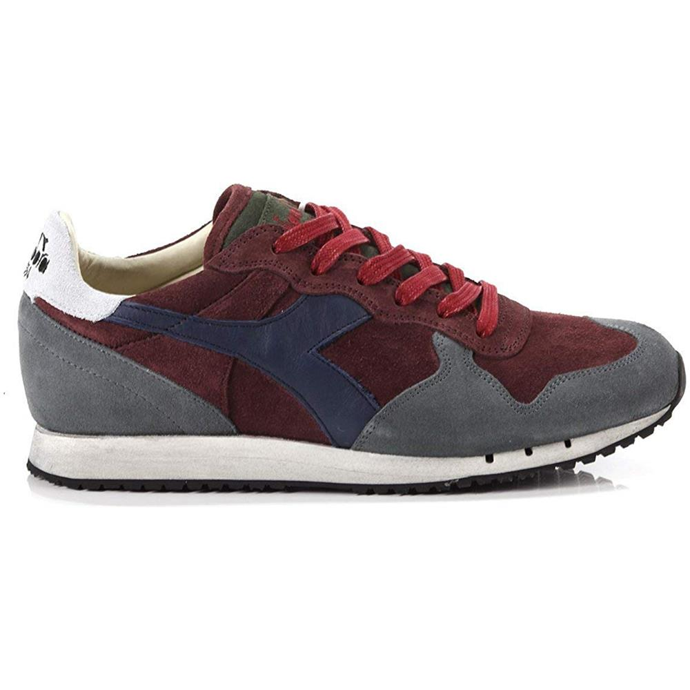 8d9bb036ff746 Diadora Heritage - Sneakers Diadora Heritage Rosso Uomo Trident s sw c7161  viola Taglia 10.5 - ePRICE
