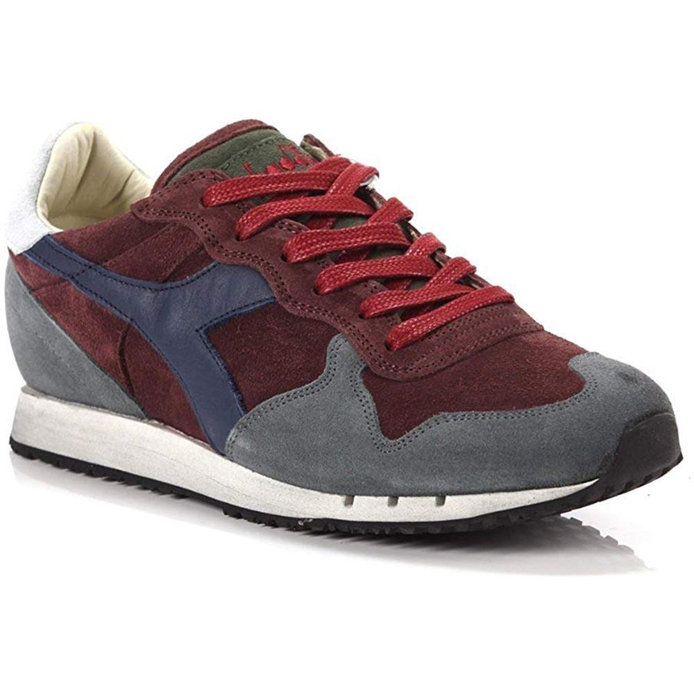 6f6938515402c Diadora Heritage Sneakers Diadora Heritage Rosso Uomo Trident s sw c7161  viola Taglia 10.5