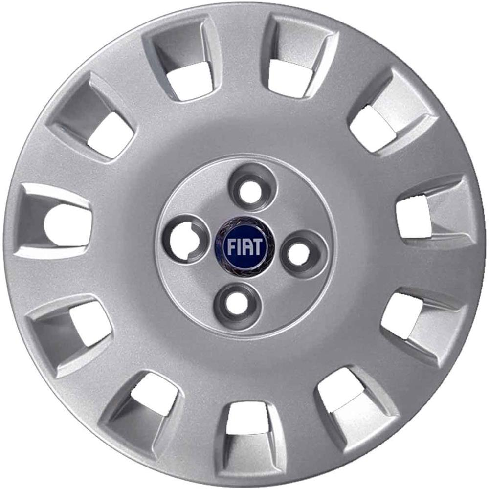 DUEPPI AUTOPARTS - Set 4 Copricerchi Fiat Idea / punto Classic -14
