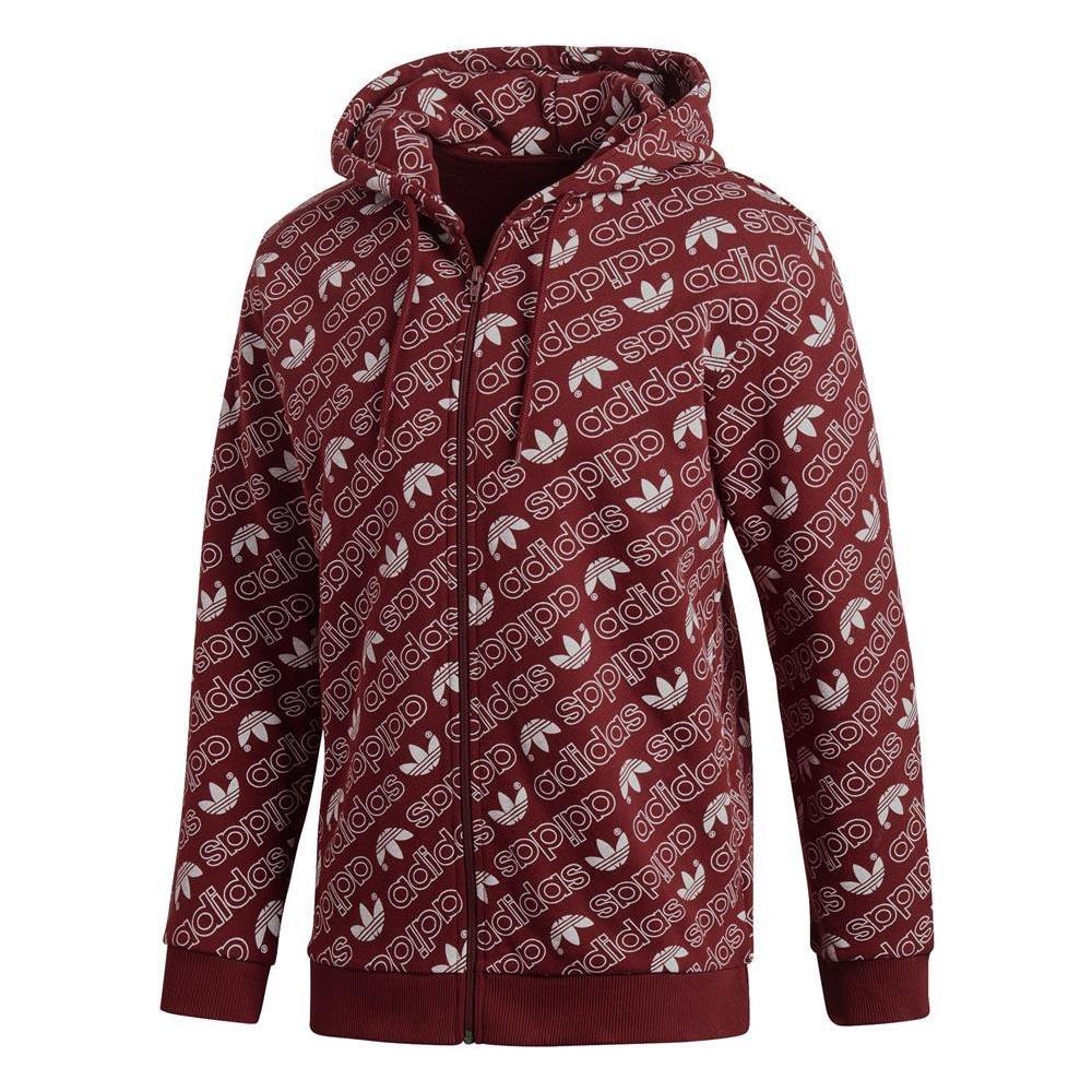 new style f39e3 96970 adidas - Felpe Adidas Originals Monogram Full Zip Abbigliamento Uomo M -  ePRICE