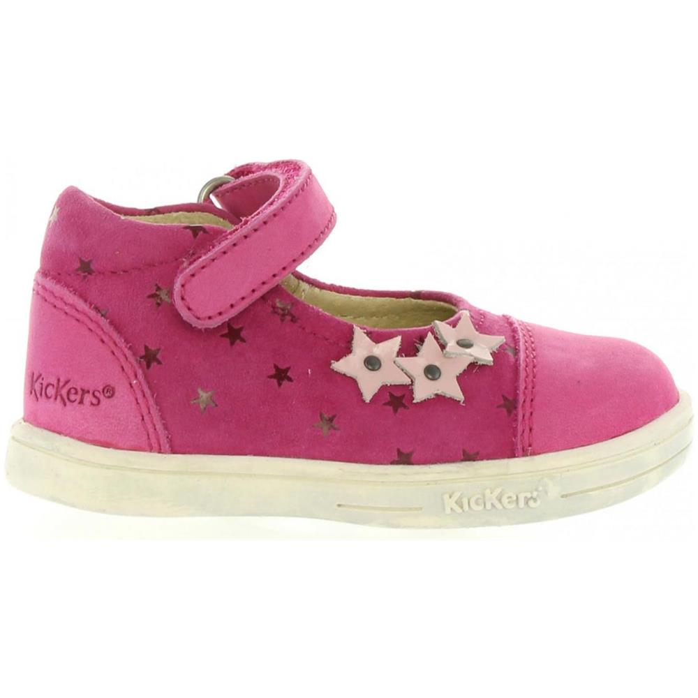 buy online e3fa7 8e5d5 KICKERS - Scarpe Bambina Rosa 19 - ePRICE
