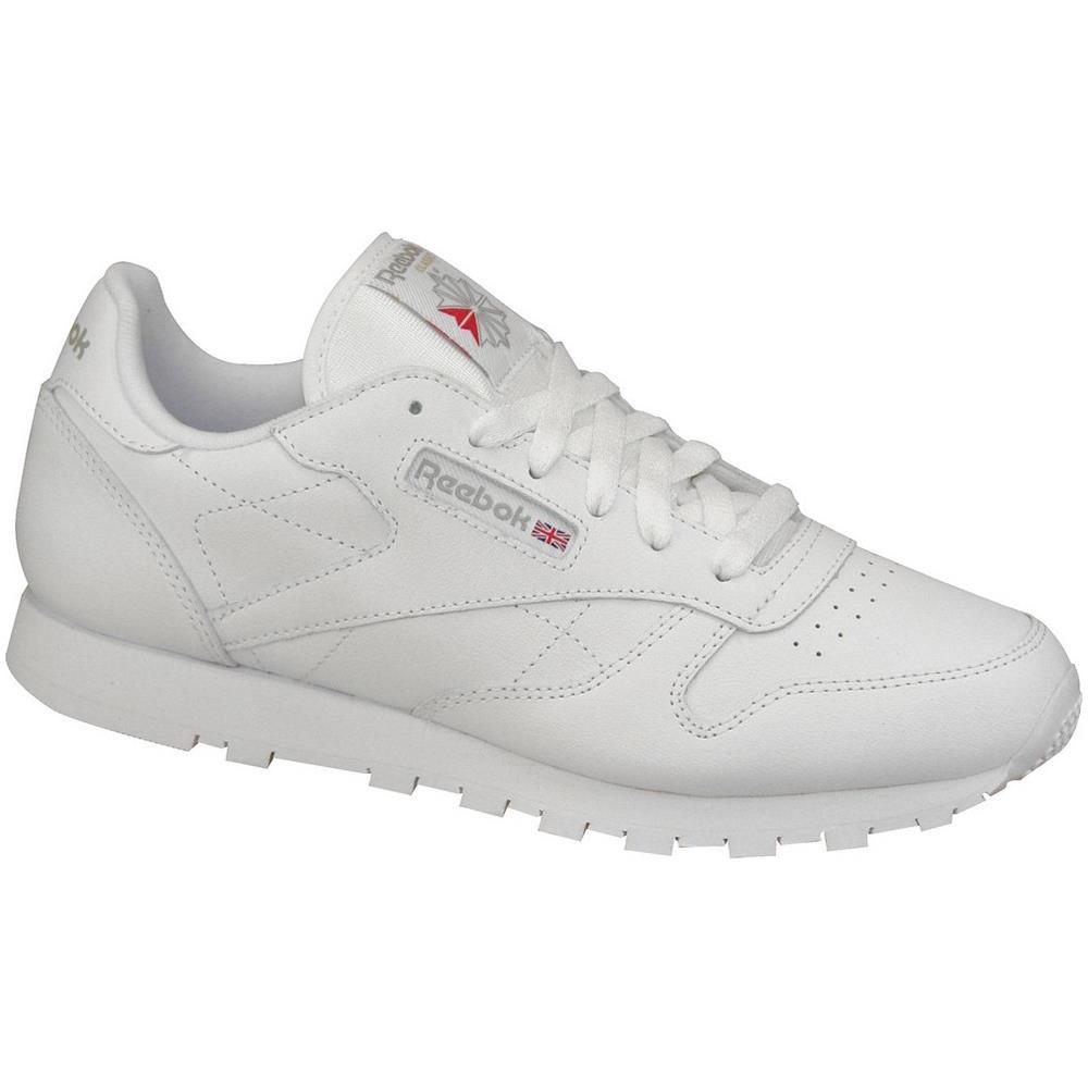 REEBOK Classic Leather 2232, Donna, Bianco, Scarpe Sportive, Numero: 42 Eu