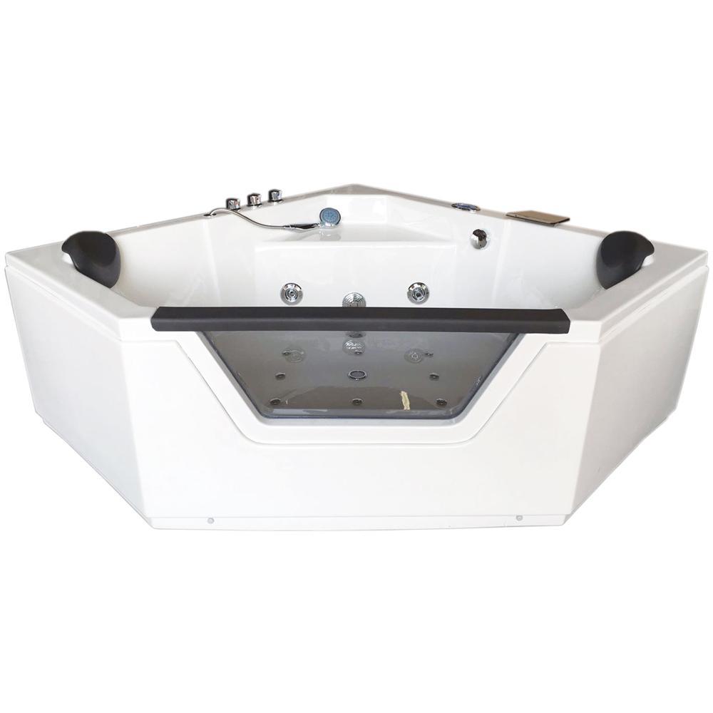 Bagno 2 X 2 simba vasca bagno idromassaggio 150 x 150 angolare 2 persone jacuzzi spa  ibiza la più venduta!