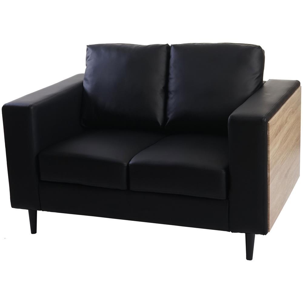 Divani Due Posti Moderni.Mendler Divano A 2 Posti Salotto Nancy Design Moderno 86x138x90cm