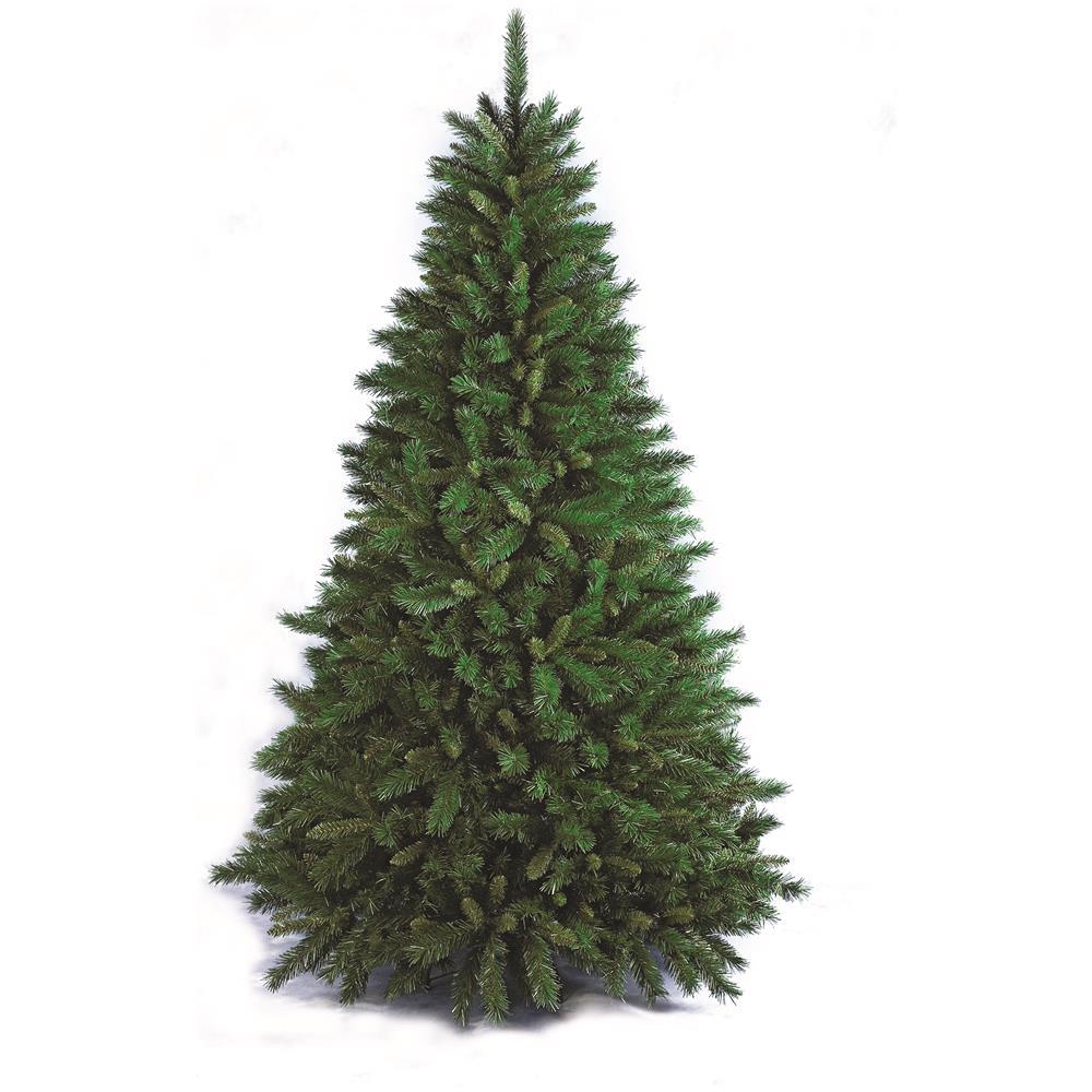 Albero Di Natale 800 Rami.Dmora Albero Di Natale Riccardo H 240 Cm 1516 Rami Eprice