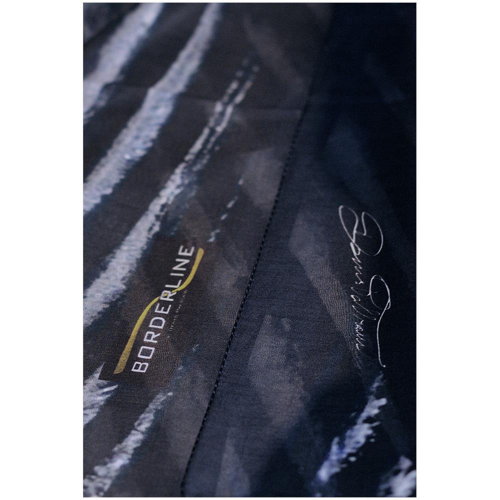 f354095608 Borderline Collection - Foulard Uomo, Misto Seta Metal Twist - ePRICE