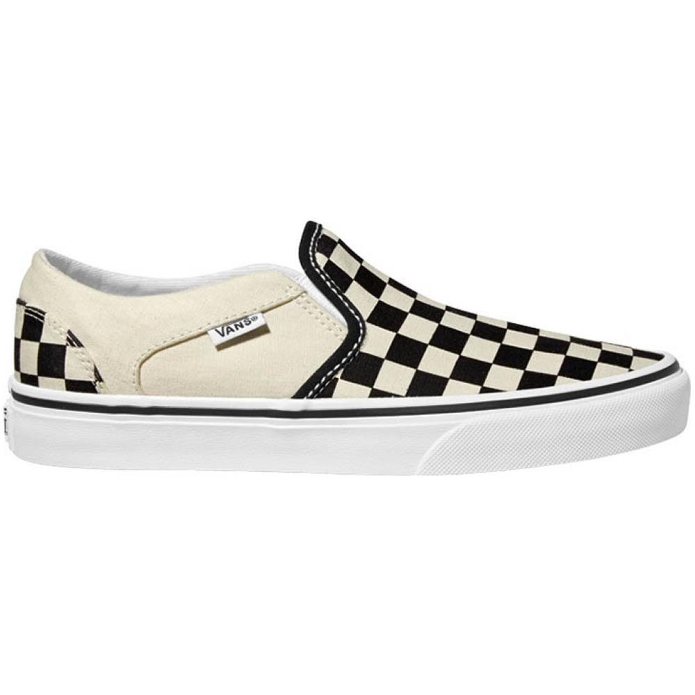 scarpe vans donna a scacchi