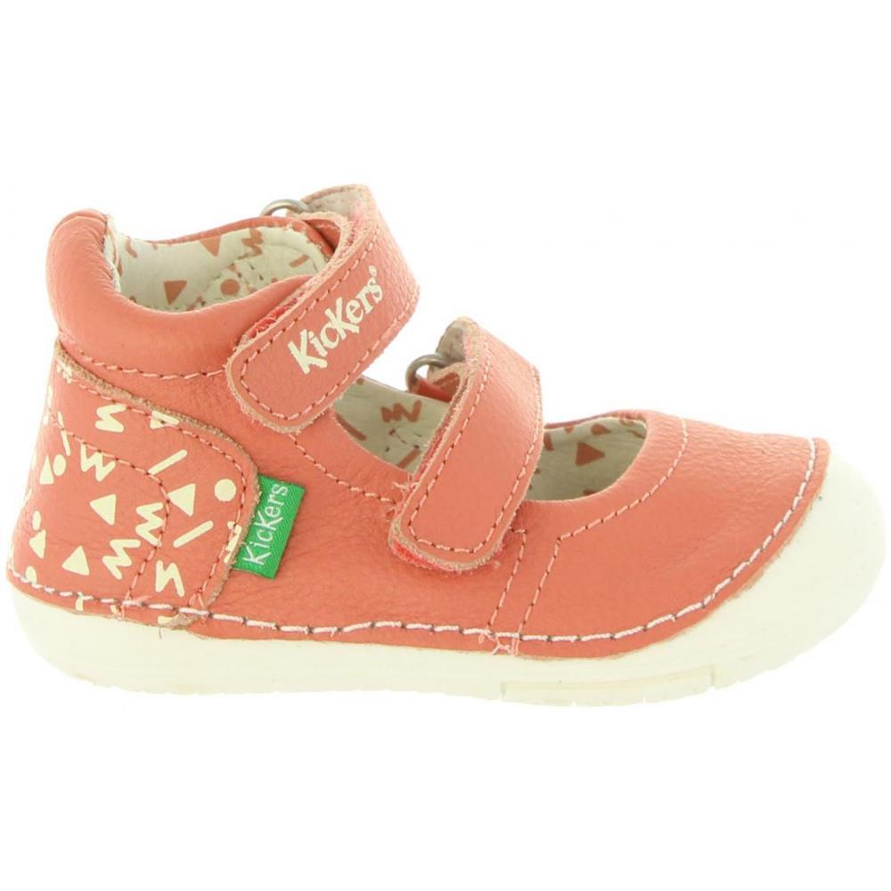buy online f63d5 61361 KICKERS - Scarpe Bambino Bambina Rosa 21 - ePRICE
