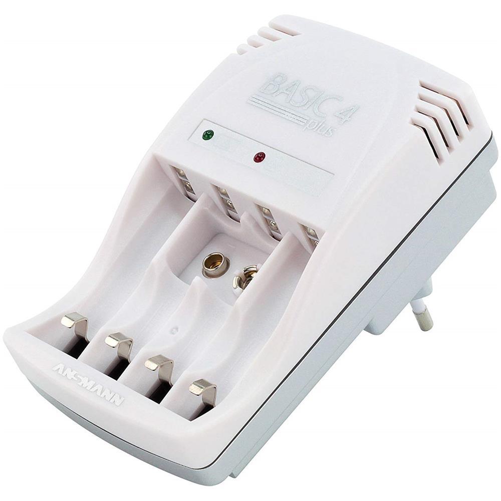 Ansmann Caricabatterie Basic 5 Plus