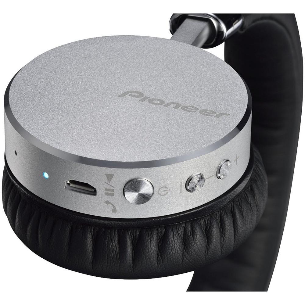 54215ac01a15f4 Tutte le immagini. PIONEER Cuffia Bluetooth con Tecnologia NFC e Microfono  Integrato ...