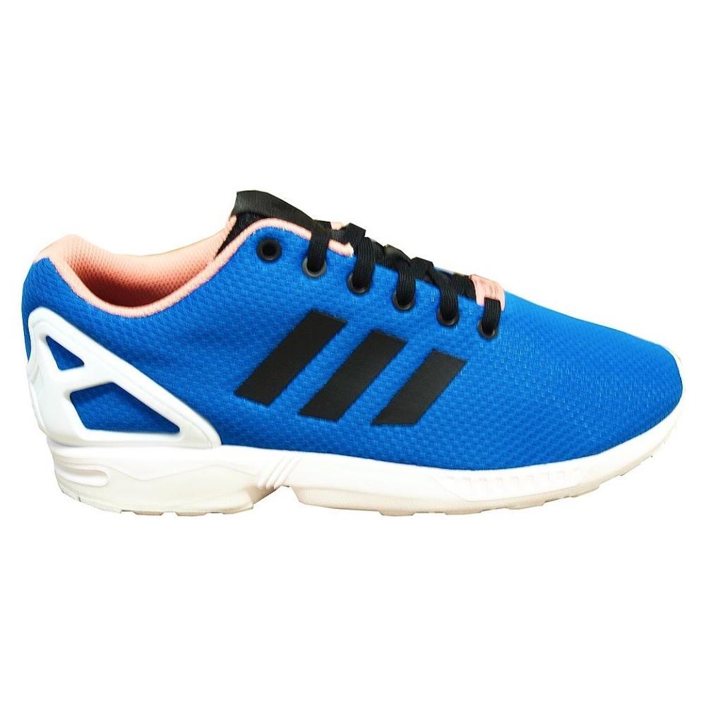 Adidas Scarpa Uomo Zx Flux 44 Blu Nero