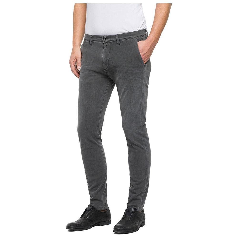 watch a1c46 ae1de REPLAY Pantaloni Replay M9631l L30 Abbigliamento Uomo W30-l30