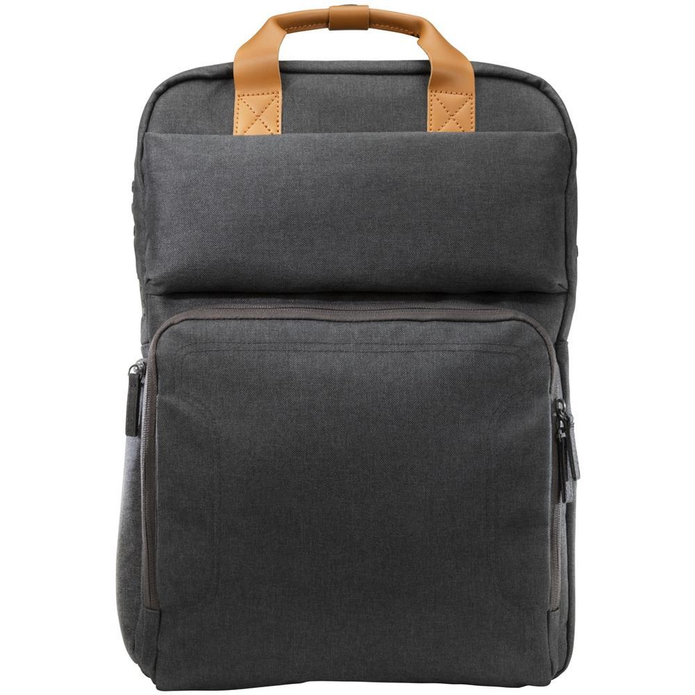 Powerup Backpack, Nero, Tela