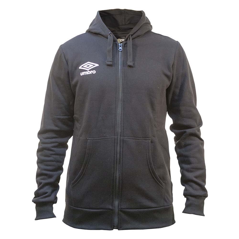 migliore a buon mercato c2fe4 793b9 Umbro Felpe Umbro Hooded Full Zip Jacket Abbigliamento Uomo Xl