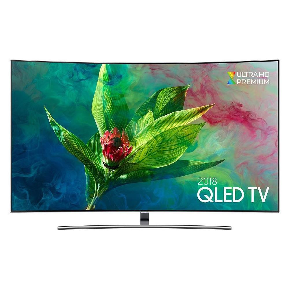 !65 POLL CURVED 4K SERIE 8 QLED  18