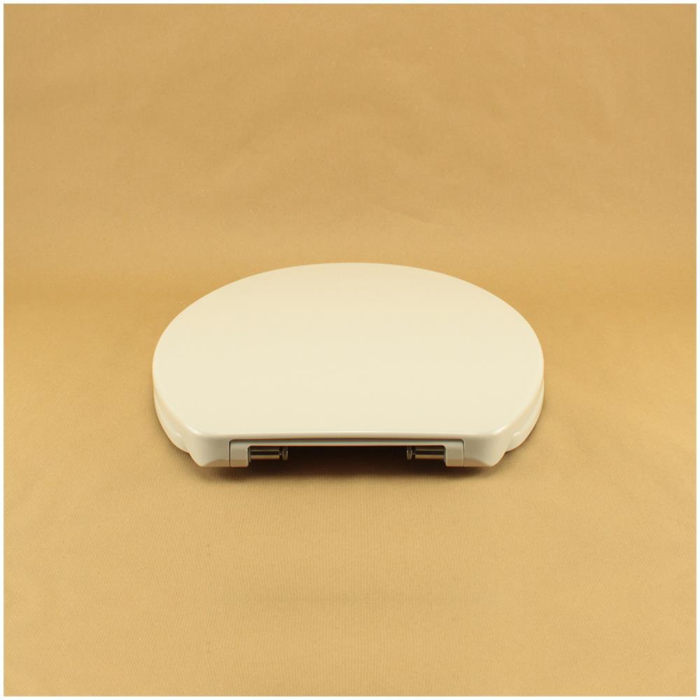 Copriwater TRIS GRAVENA compatibile laccato bianco lucido poliestere