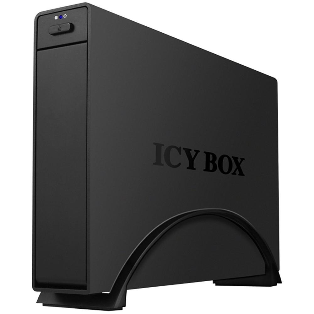 Box Esterno per HD SATA 3.5 pollici USB 3.0 - Nero