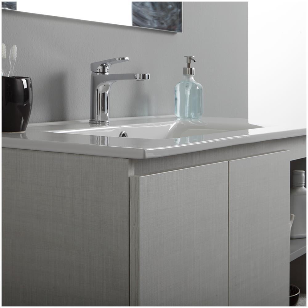 kiamami valentina mobile bagno 90 cm con ante e vano a giorno modello berlin promenade lavabo. Black Bedroom Furniture Sets. Home Design Ideas