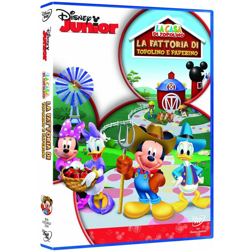 Walt Disney Dvd Casa Di Topolino La La Fattoria Di Eprice