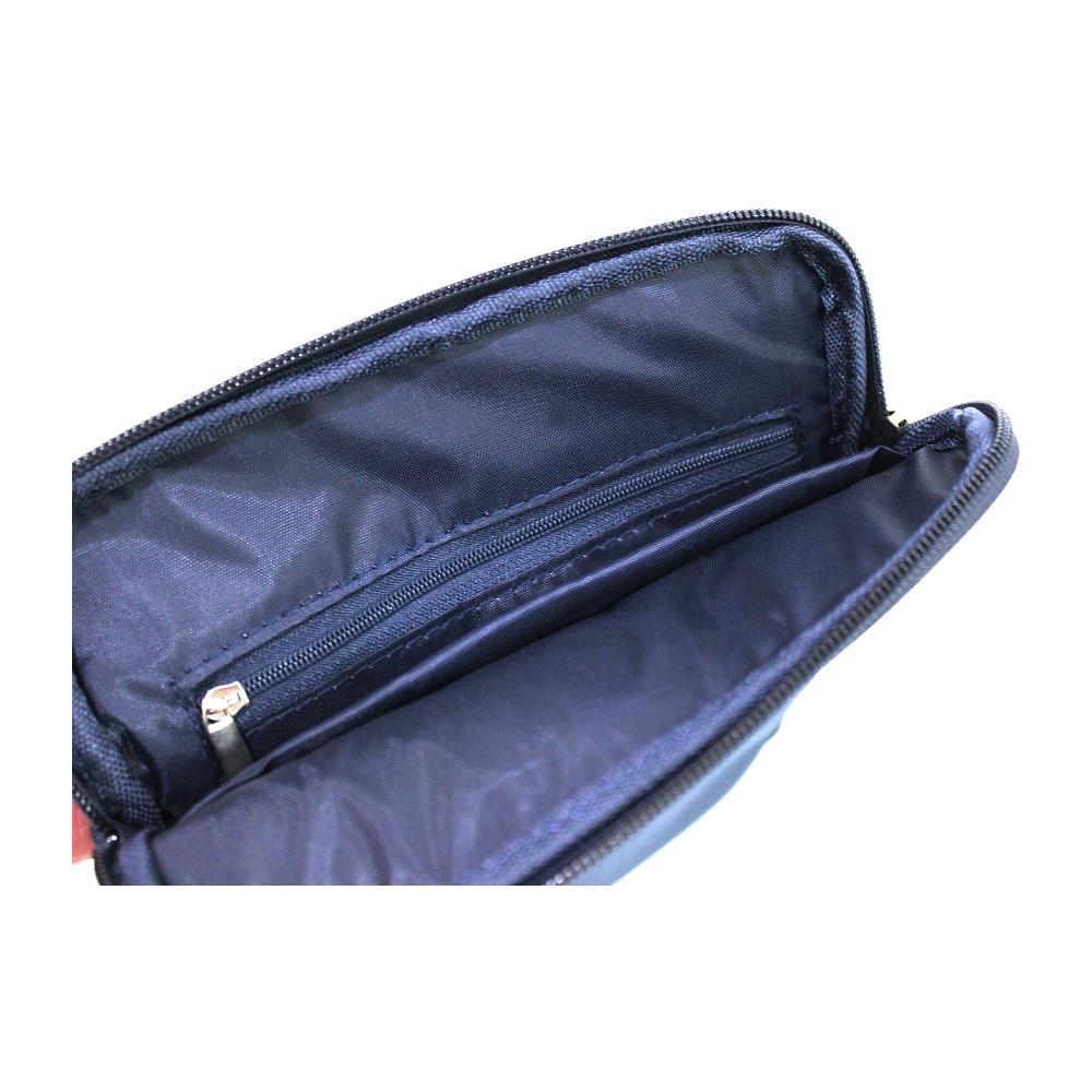d6d68c47490d6 Roncato Borsello Uomo Tracolla Piatta Porta Tablet Bandoliera 46.58.21 Blu
