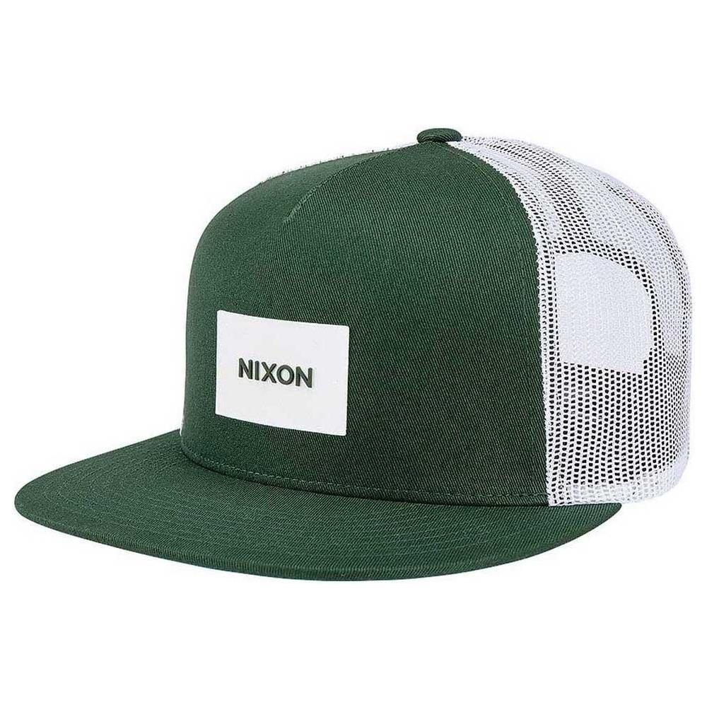 NIXON - Berretti E Cappelli Nixon Team Trucker Accessori Uomo One ... 3260b3d59370