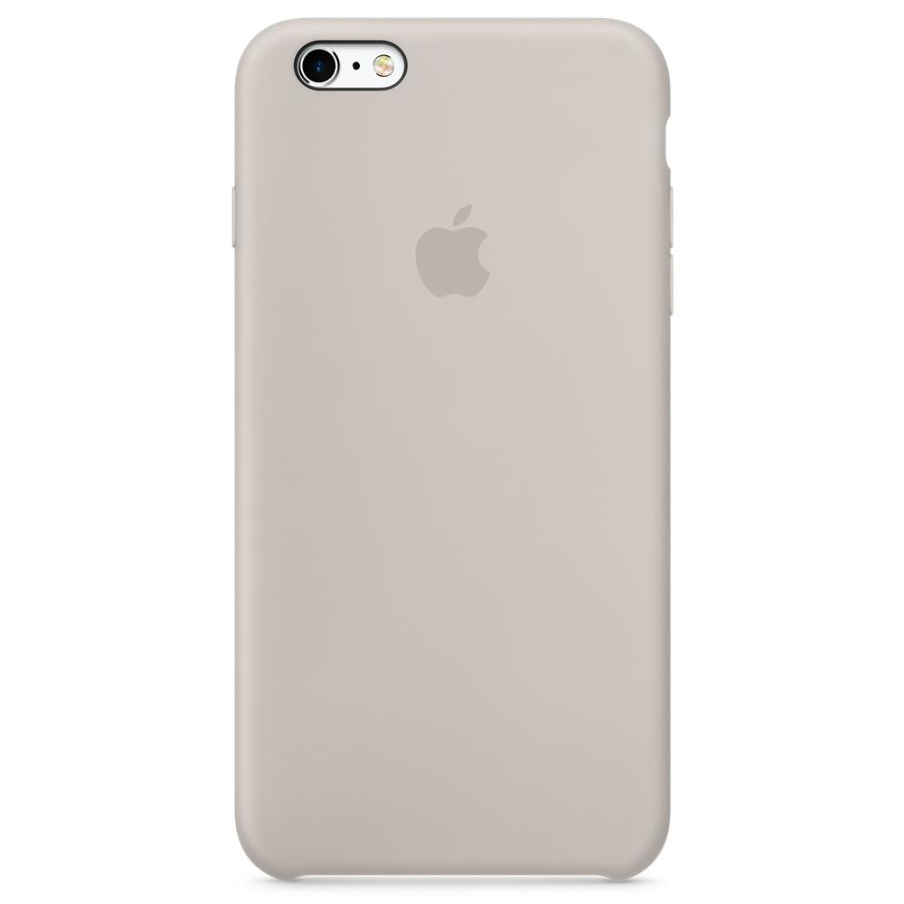 apple custodia in silicone iphone 6