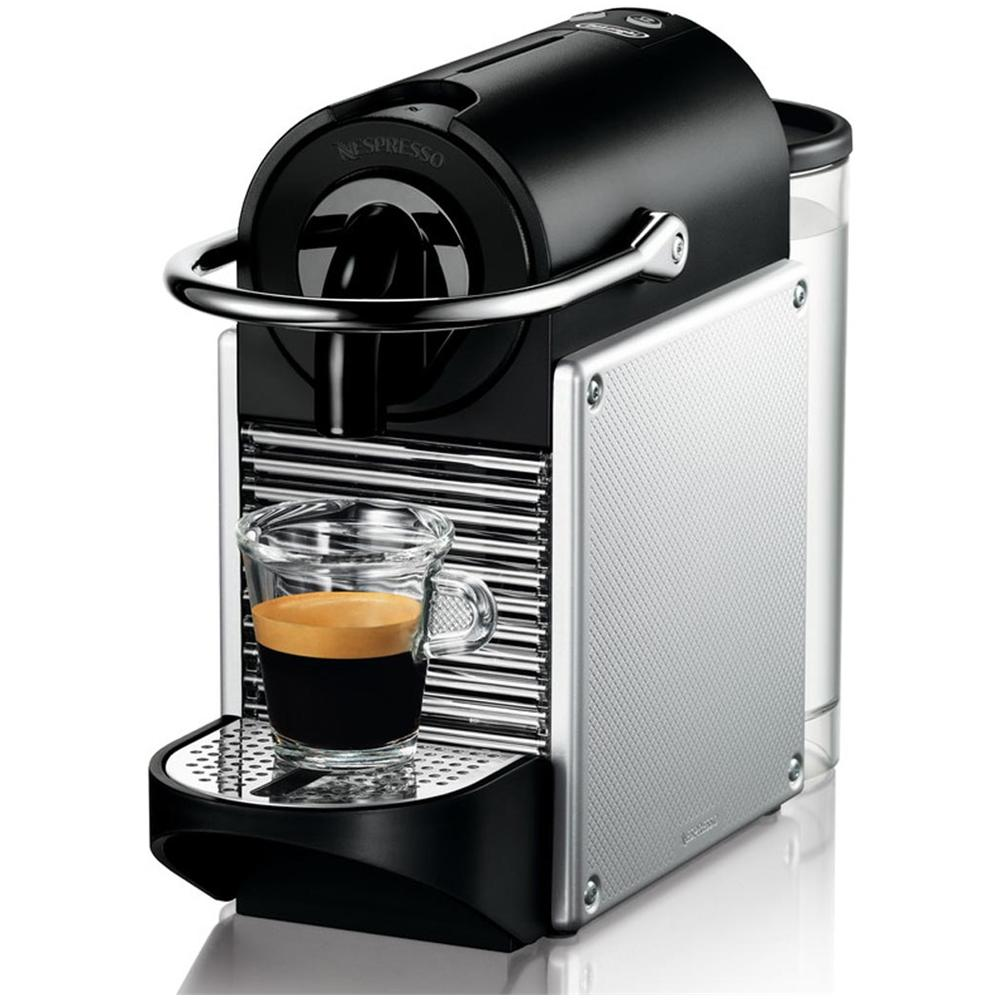 De Longhi En125s Pixie Macchina Caffe Nespresso Serbatoio 0 7 Litri Potenza 1260 Watt
