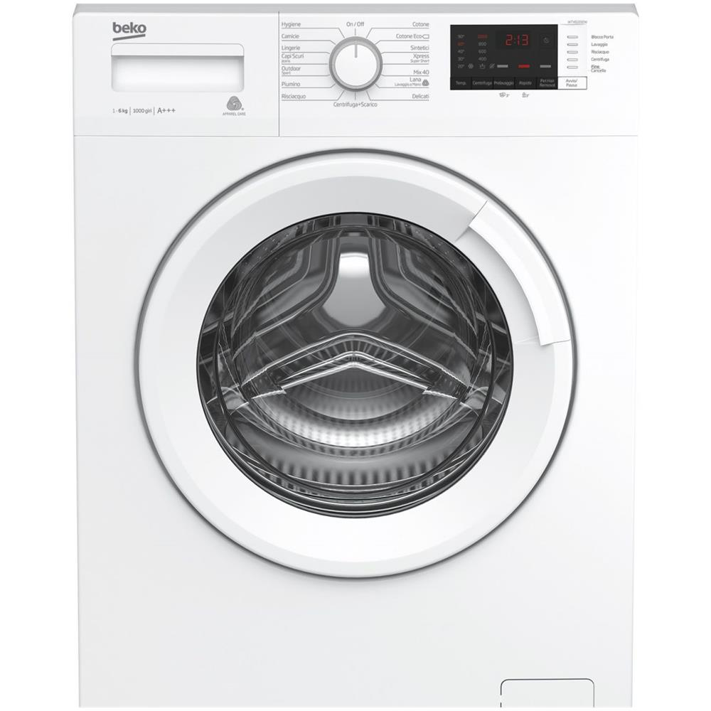 lavatrice centrifuga ma non